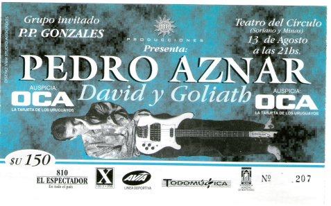 Pedro Aznar T Círculo